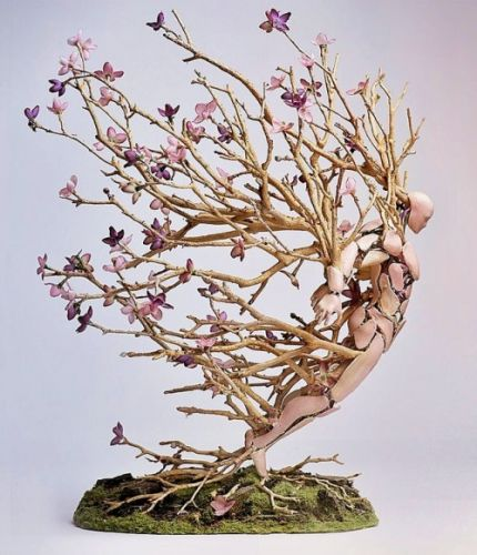 Sculptures by Garret Kane Garret Kane is an assemblage