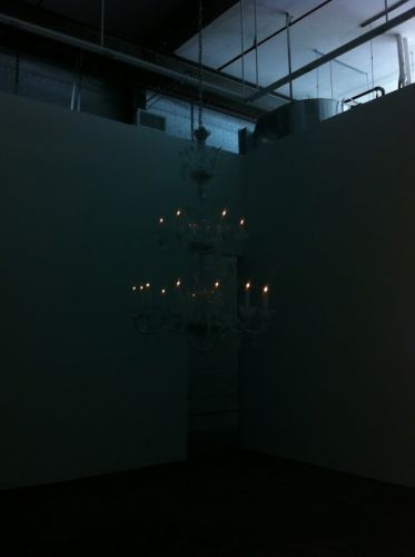 Cerith Wyn Evans at Century Pictures