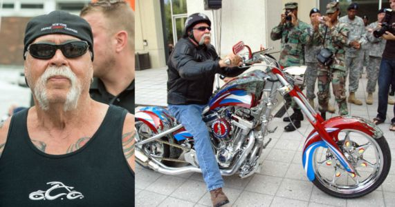 'American Chopper' Star Owes Photog $250,000+ for Stealing Photos