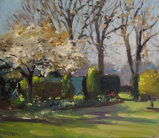 'The Garden' my new exhibition opens Sunday 12 May