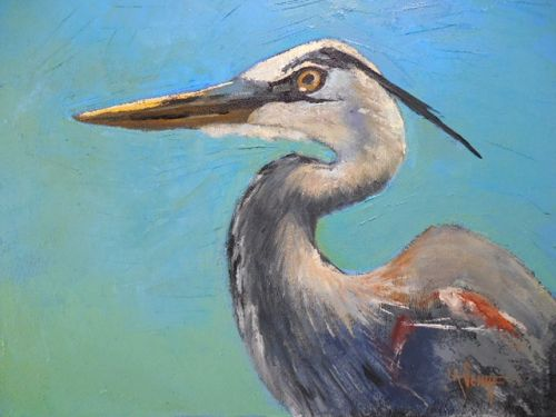 A Collection of Animal and Bird Paintings, Daily Painting, Small Oil Painting