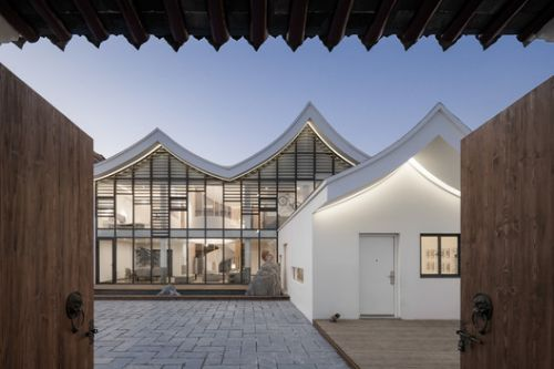 Qin Garden / DOES DESIGN