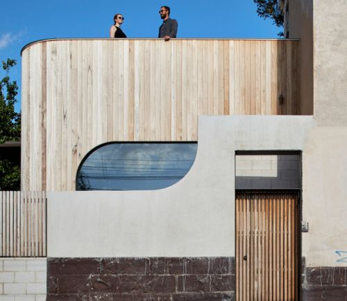 Bustle House / FMD Architects