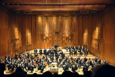 Gehry, Foster, Piano Lead Star-Studded Shortlist in London Centre for Music Competition