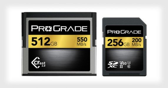 ProGrade Digital: A New Memory Card Brand by Ex-Lexar Execs