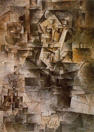 Analytical Cubism Portraits