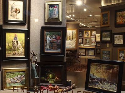 Reinert Fine Art in Blowing Rock, NC