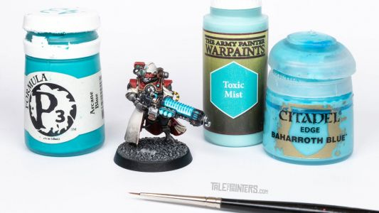 "Tutorial: How to paint an ""inverted"" super hot plasma glow"