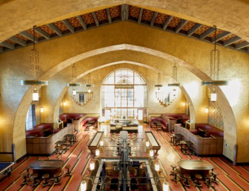Los Angeles' Hospitality Industry is All About Adaptive Reuse