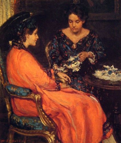 Henry Salem Hubbell: From Giverny to Miami Beach
