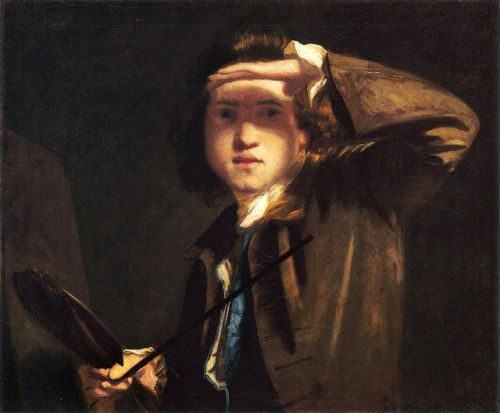 Sir Joshua Reynolds. Born on this day in 1723