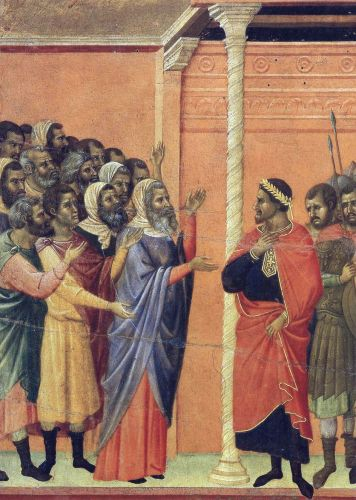 Good Friday - Duccio 1255-1319