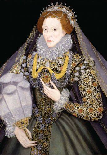Queen Elizabeth I - New Year's Gifts 1576-1577