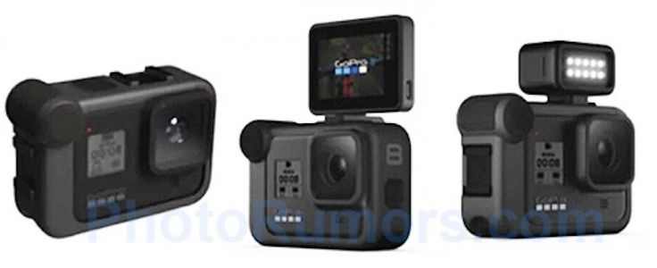 GoPro Hero 8 Photos Leaked, Will Shoot 4K Video at 120fps: Report