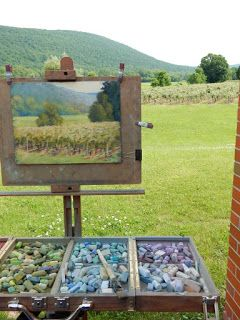 4th Canandaigua Plein Air