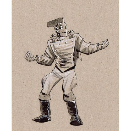The Rocketeer!