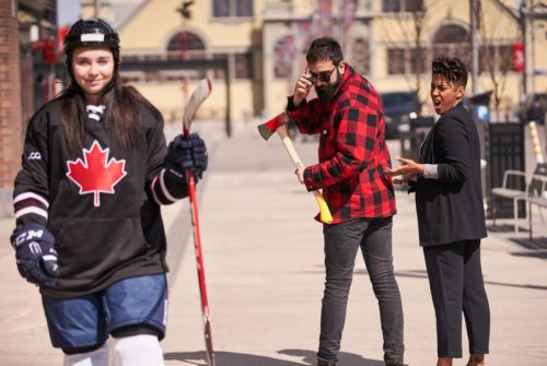 Canadian Internet Authority Launches Free Stock Photo Library Full of Funny Stereotypes