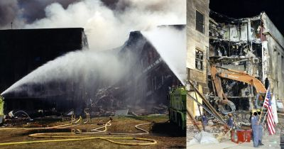FBI Re-Releases Lost Photos of the Pentagon from 9/11 After Glitch