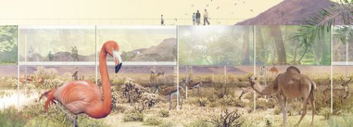 Winning Concepts for Zoo of the 21st Century Competition Announced