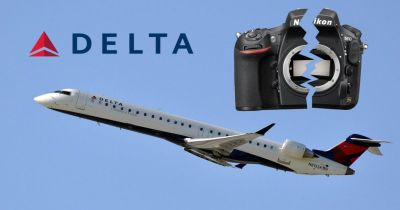 Delta Airlines Did $8,000 in Damage to My Camera Gear