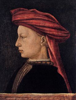 Paolo Uccello, Florentine painter, master of perspective