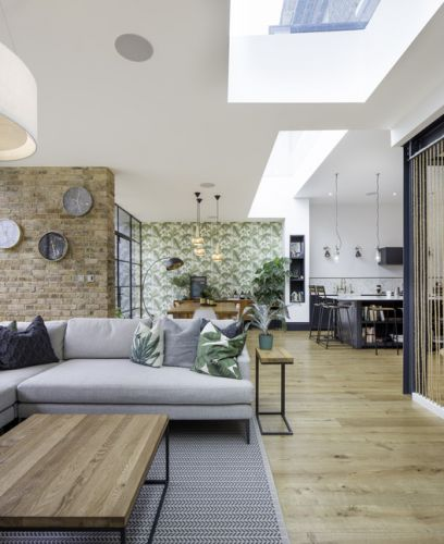 Tactile House / Thomas & Spiers