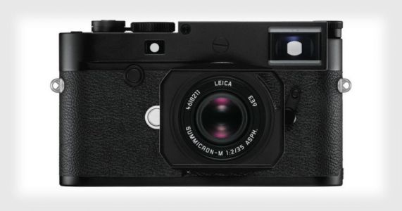 Leica M10-D: A Minimalist Analog-style Body with Wi-Fi Instead of an LCD