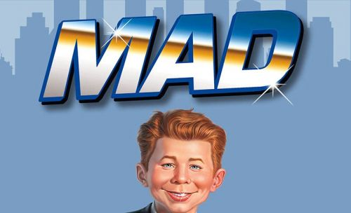 The New MAD Logo