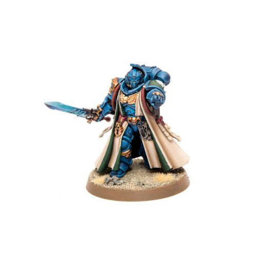Showcase: Dark Angels Primaris Librarian