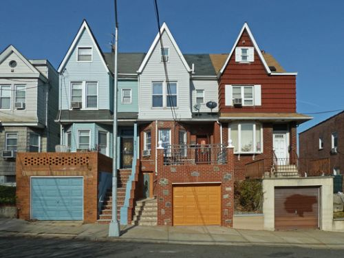 Photographic Survey Captures The Diversity of Residences in Queens, NY