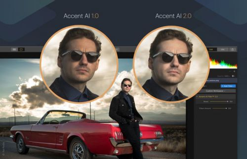 Luminar v3.1 Brings Object and Facial Recognition to Accent AI Filter