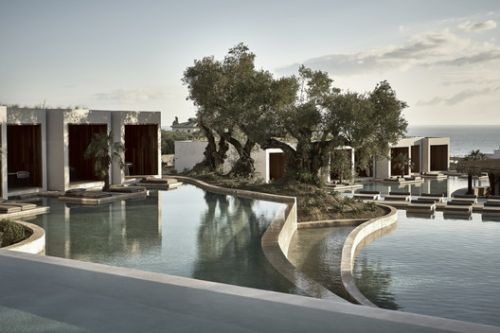 Olea All Suite Hotel / BLOCK722 architects+