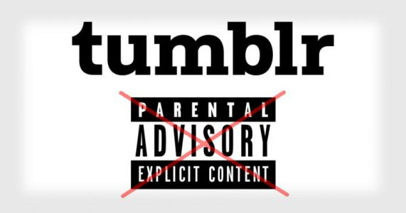 Tumblr to Ban Adult Content, Including Artistic Nude Photography