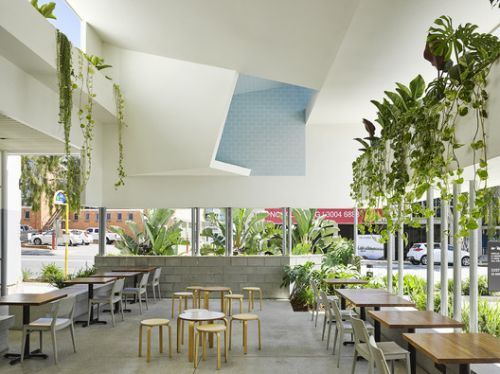 The Stores / Cavill Architects + Jasper Brown