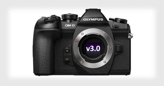 Olympus E-M1 Mark II Firmware v3.0 Brings E-M1X AF and IQ
