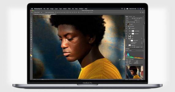 Apple's First 8-Core MacBook Pro Runs Photoshop Up to 75% Faster
