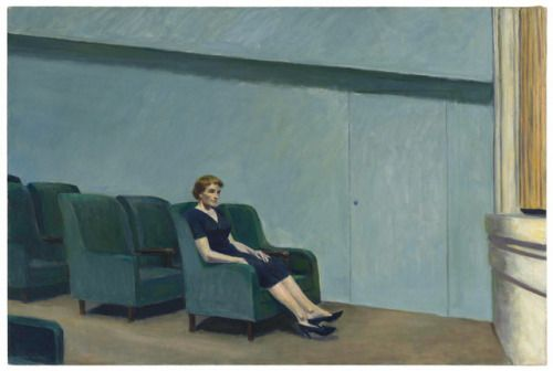 Intermission, Edward Hopper