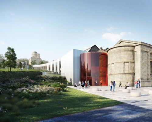 AL A Unveils New Paisley Museum Transformation in Scotland