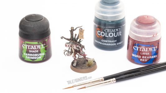 Tutorial: How to paint Deadwalker Zombies from Warhammer Quest Cursed City