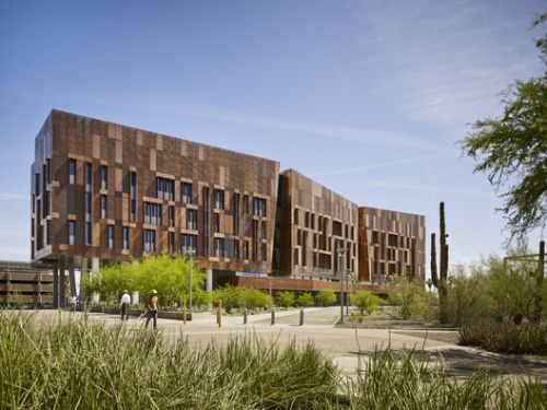 Arizona State University, Biodesign Institute C / ZGF Architects