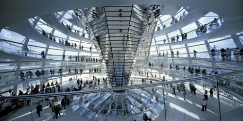 Why Norman Foster Scoops Daylight into his Buildings