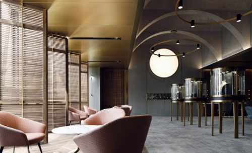 SEEING Jewelry Store / Pures Design