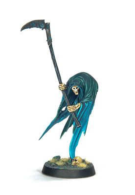 Showcase: Nighthaunts Cairn Wraith