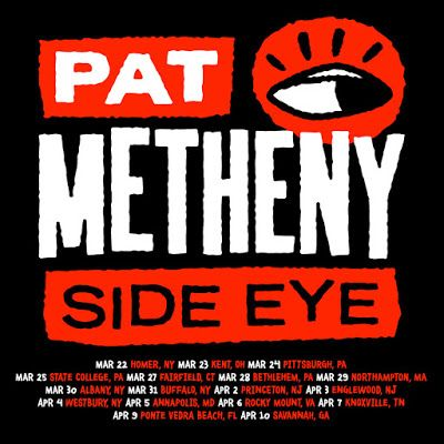 The incredible Pat Metheny