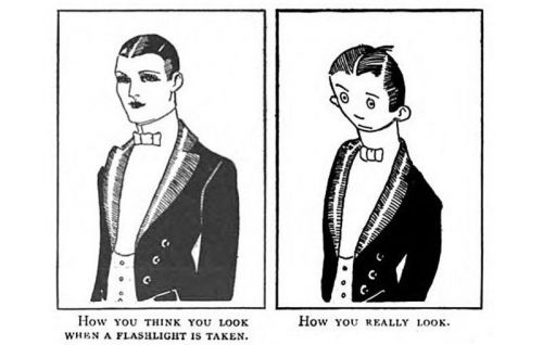 This 1921 Cartoon About Photos is One of the First Memes