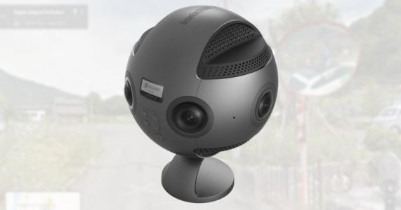 This $3,500 Camera Can Help Your Car Shoot Google Street View Photos