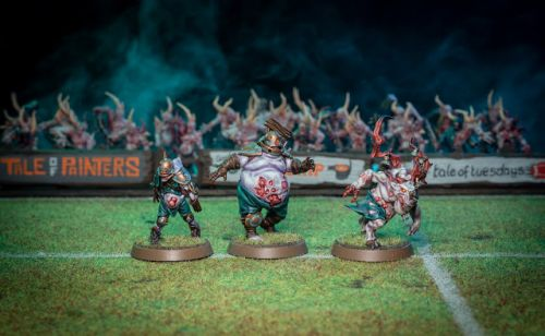 Tale of Tuesdays: Garfy Month 1 Nurgle's Rotters