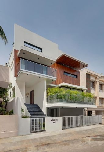 House in the Air / TechnoArchitecture