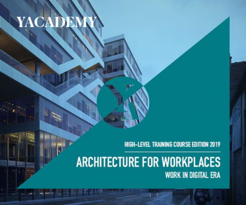 Architecture For Workplaces: Lectures And Internships with UNStudio, Alfonso Femia, L22, Morphosis, 3XN, Amdl Michele De Lucchi