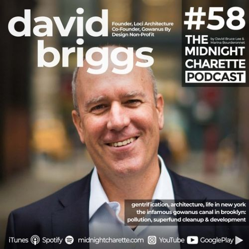 David Briggs on the NYC of 80s, Gentrification and Urban Preservation